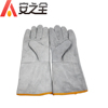 Good Price Thick Thin Leather Palm Welding Work Gloves