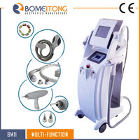 Top rated! hair removal,tattoo removal,body slim ipl+rf+laser