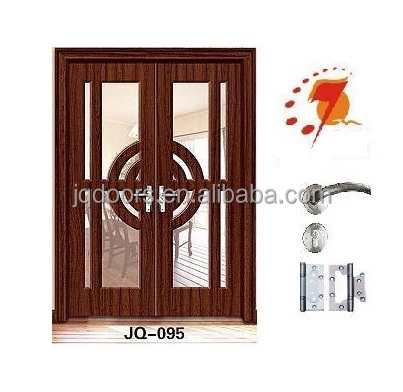 door, PVC/MDF toilet sliding door,pvc bathrom door design
