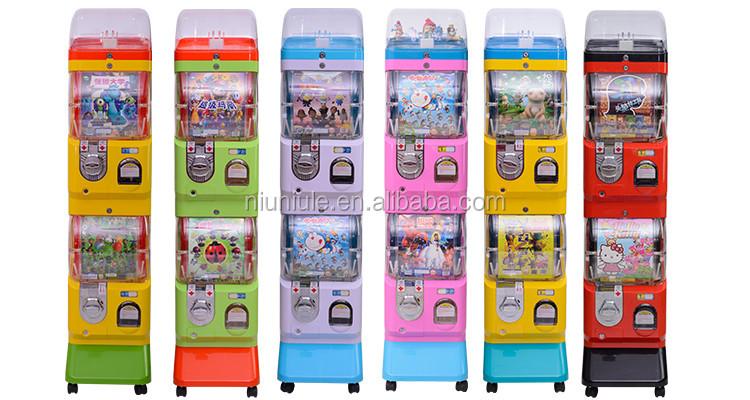 Nnl 118s With Top Display Gacha Gashapon Toys Capsule