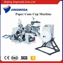 Automatic Ice Cream Paper Cone cup Forming Machine with CE