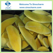 Chinese Frozen Delicious Sliced Mango Fruit