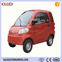 Hot Sale Electric Car 48V 1200W Brushless Motor Electric Vehicles for Disabled 4 Wheel Electric Bike