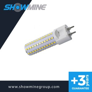 Cheap quality 10w g12 led corn lamps ac85-265v dia 28mm length 103 warm white daylight white cold white smd2835 2017 new patent