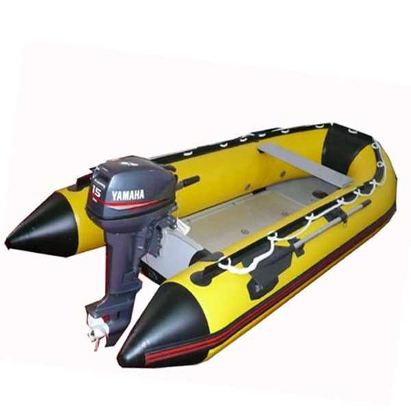 How to Buy an Inflatable Boat for Fishing?
