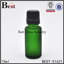 good quality fancy glass coconut olive oil bottle holder for body manufacture supply 15ml