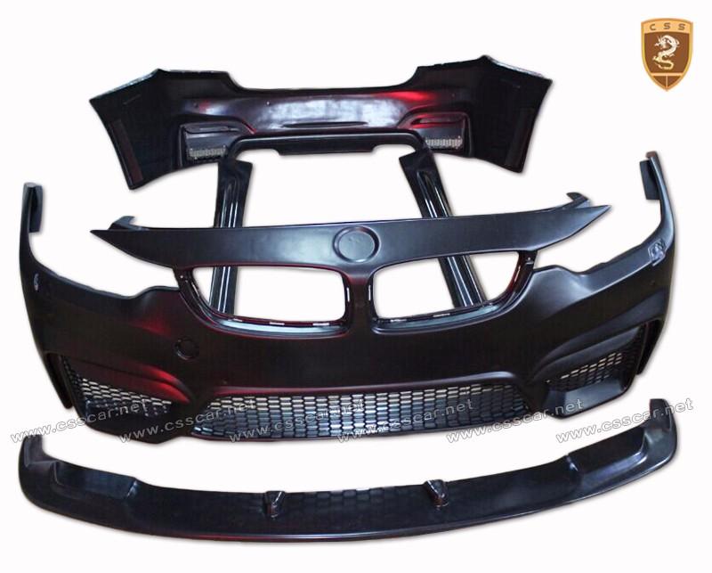 m4 kit carrosserie pour bmw s rie 4 abs arri re bodykit pour f32 pi ces de voiture pare chocs id. Black Bedroom Furniture Sets. Home Design Ideas