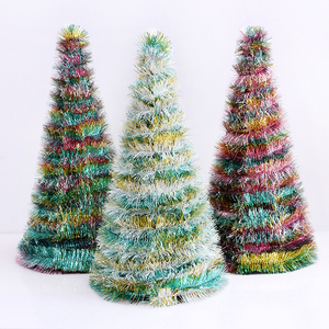 Huandi Outdoor Christmas Tree Decoration Party Ornament Supply