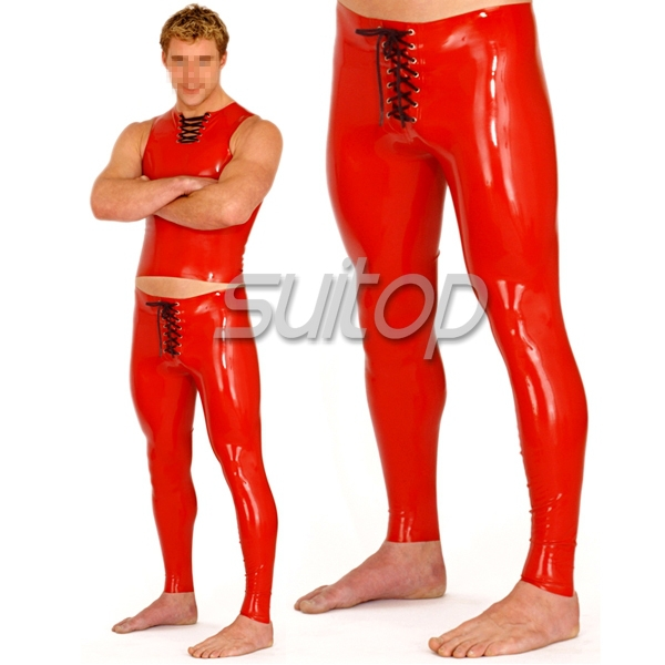rubber pants Adult fetish
