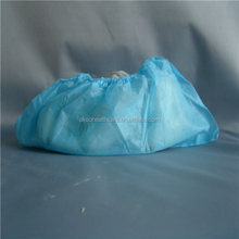 Ankle High PE Non woven disposable shoe cover for Cleanroom