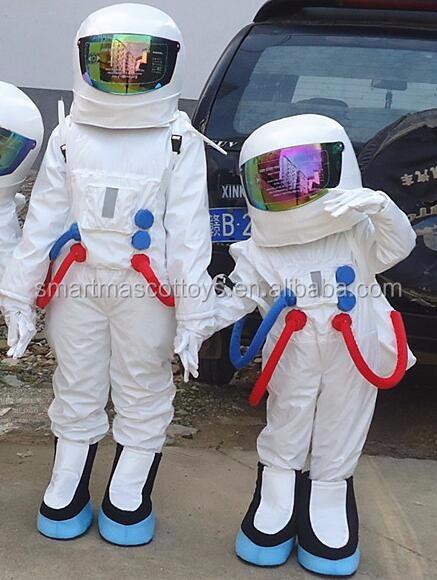 Kids Space Suit Astronaut Child Mascot Costume - Buy Child Mascot Costume,Cartoon ...