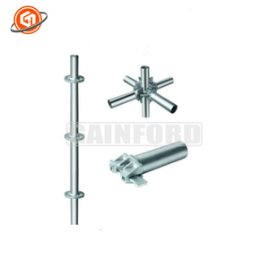 Factory Outlets Portable Scaffolding Galvanized Ringlock Standard AS/NZS 1576 For Building Scaffolding