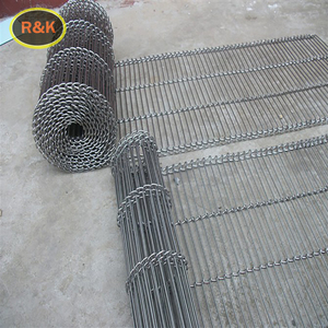304 stainless steel conveyor mesh belt for conveyor pizza oven