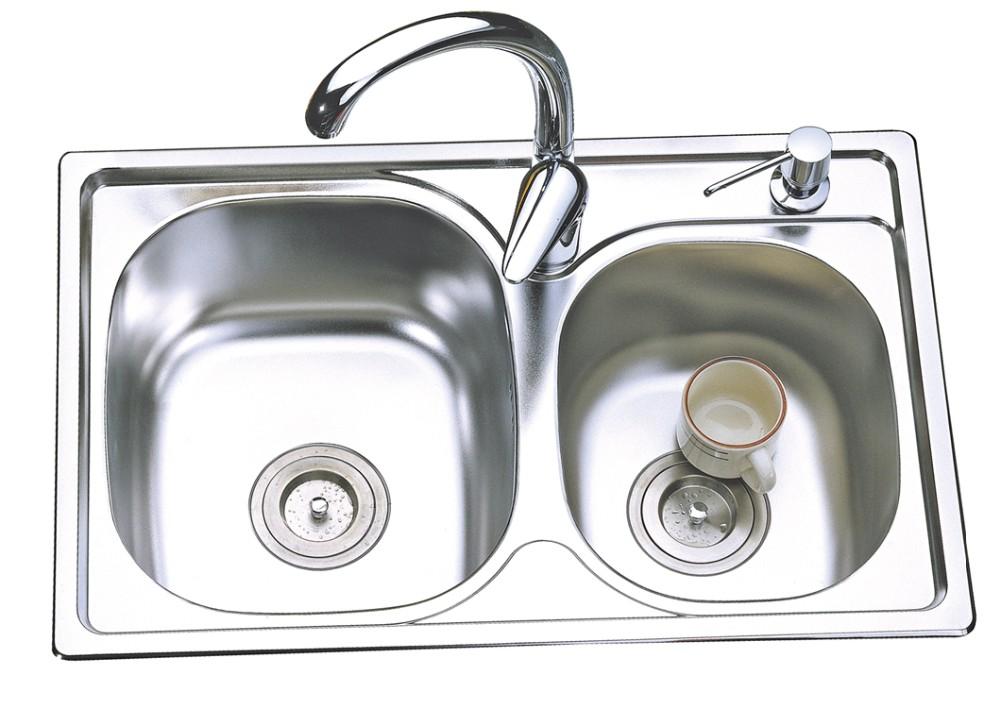 Kitchen Stainless Steel 304 Kitchen Sink Wash Basin Price