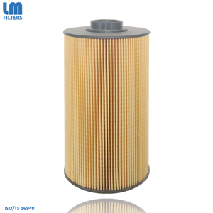 Excavator Fuel Filter Cartridge For HITACHI