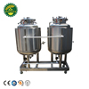 200L kvass production line, kvass making machine beer brewery equipment