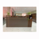 office standard size reception desk standing chinese office furniture vintage reception desk modern