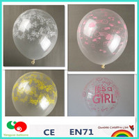 kids gift item Colorful colour party decoration latex balloon for birthday party weding decorations