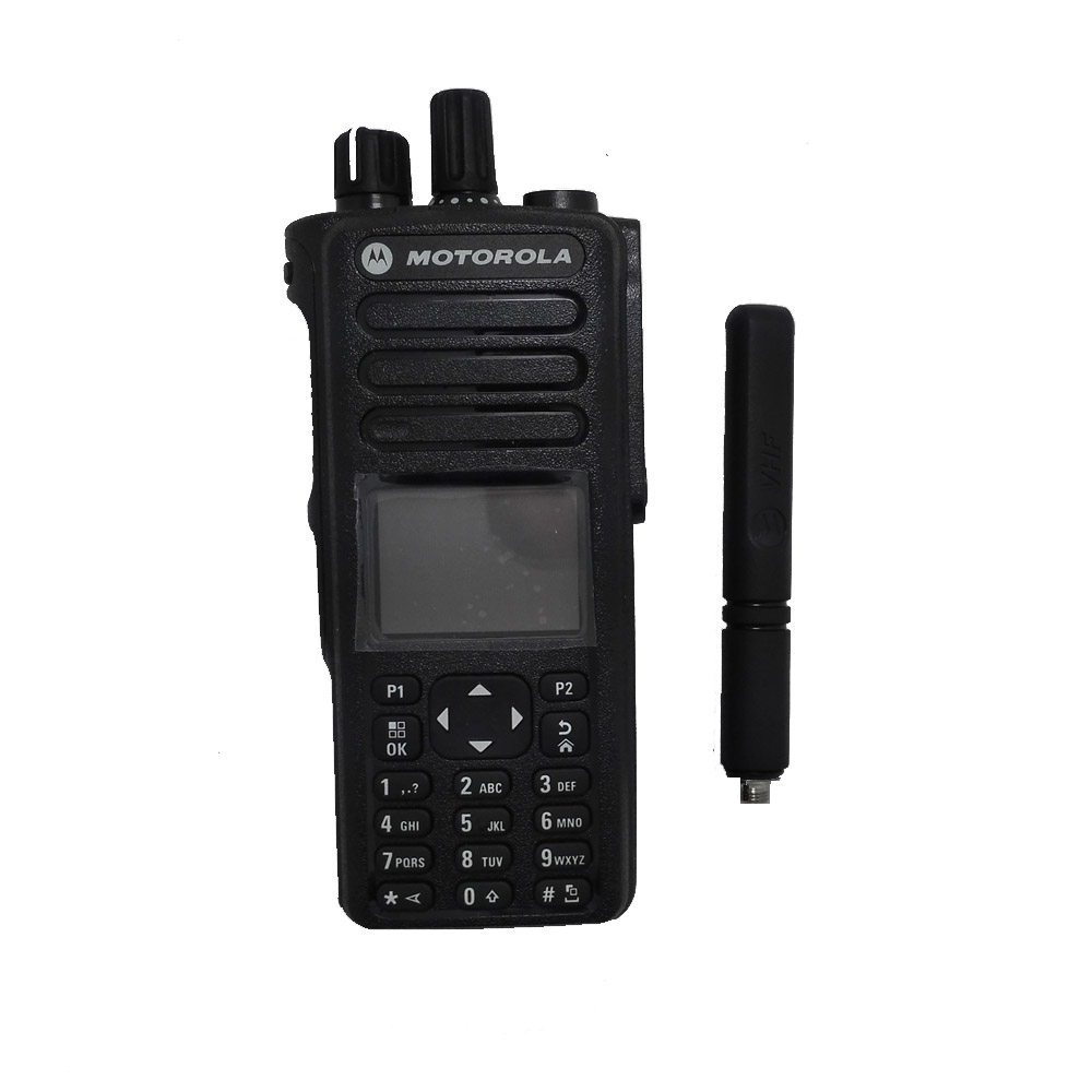 Motorola Vhf Radio Bidirectionnelle 1000 Mile Talkie-walkie DGP8500