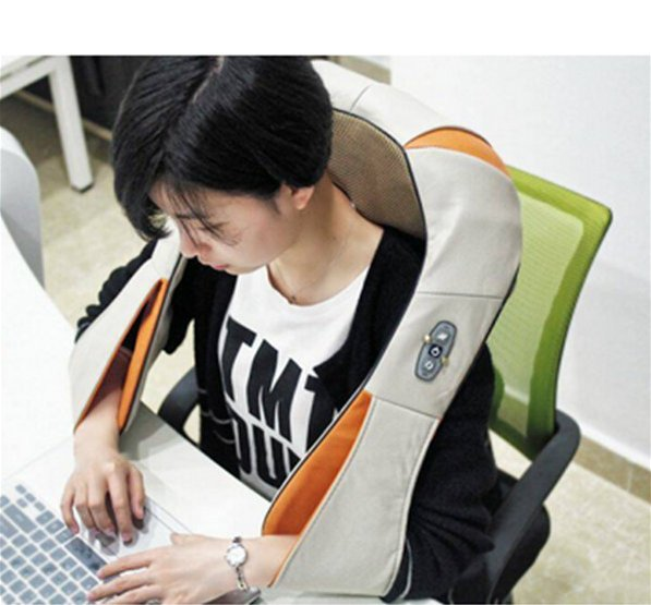 Infrared Kneading neck massager, portable neck massager