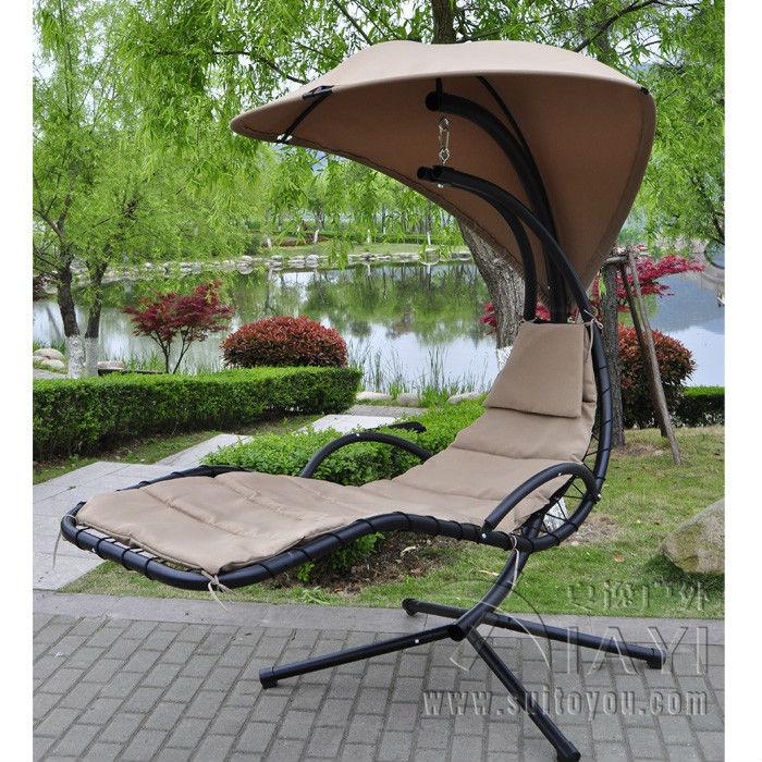 h ngen chaise liegestuhl arc stehen air veranda schaukel h ngesessel baldachin in sehr geehrter. Black Bedroom Furniture Sets. Home Design Ideas
