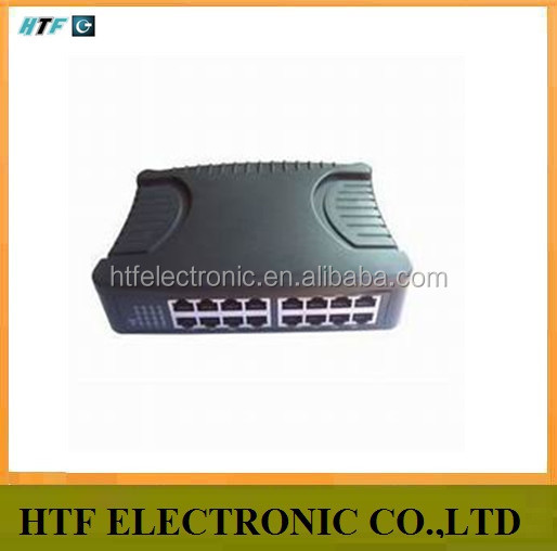 full test OEM/ODM 16 port 10/100M network ethernet switches