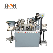 A&K Automatic Ball Pen Cap Clip Assembly Machine
