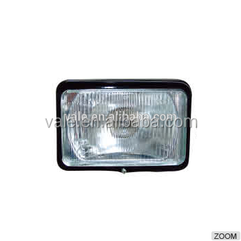 Motorcycle head lamp for HORSE125,GN125,YES125,RX115,DT125,XL125 loncin jialing bashan