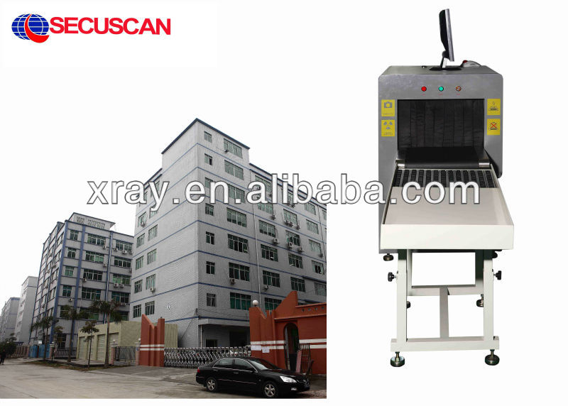 X Ray Security luggage Inspection Scanner system for Special events location for check-in area