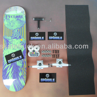 Professional Skateboard Complete with Top Brands