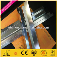 Natural anodized aluminum/Smooth natural anodized aluminum product/Polished aluminum sheet anodized