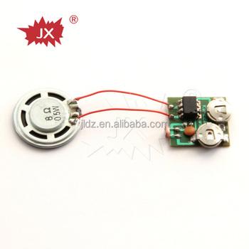 Custom greeting card sound modulemini speaker electronic ic chip custom greeting card sound modulemini speaker electronic ic chip for wedding invitation card m4hsunfo