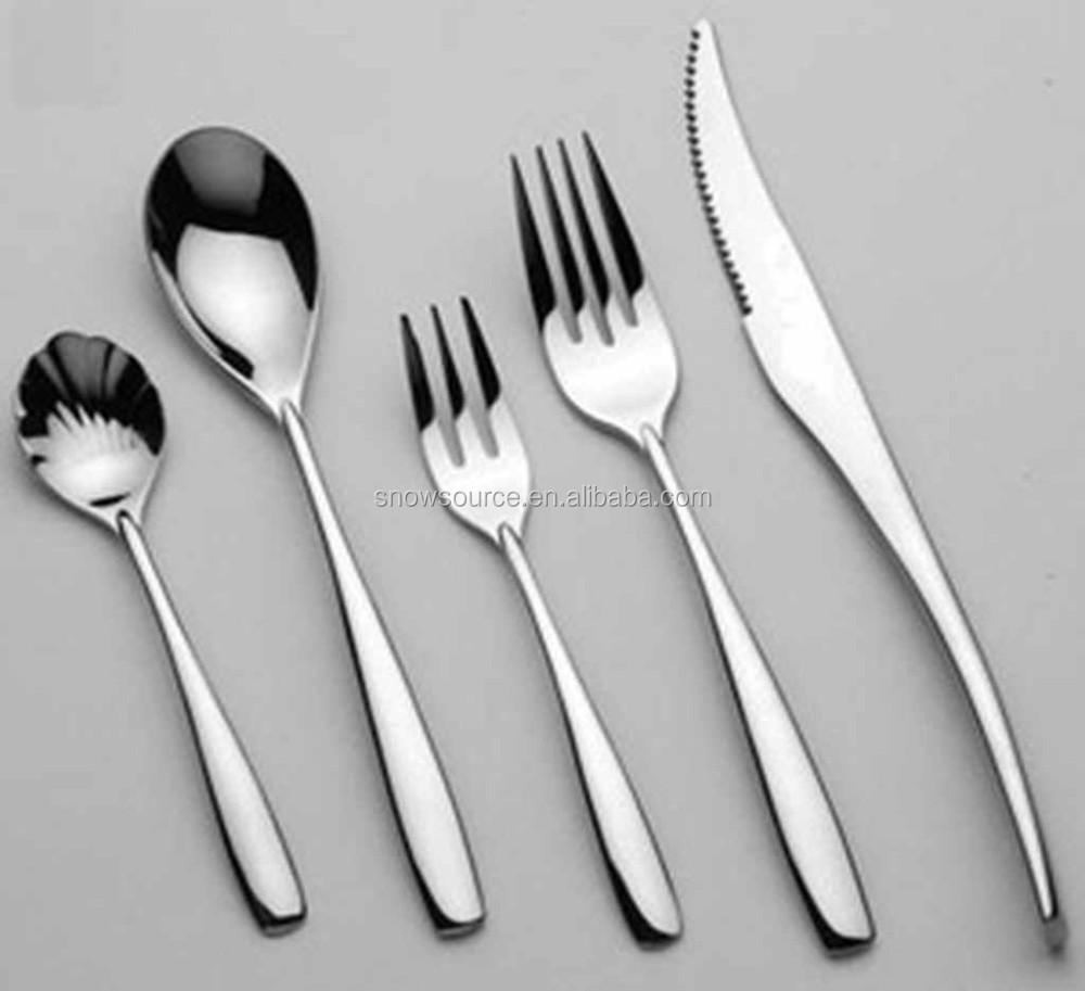 4 unids infantil de dibujos animados cuchara y tenedor for Utensilios para restaurantes