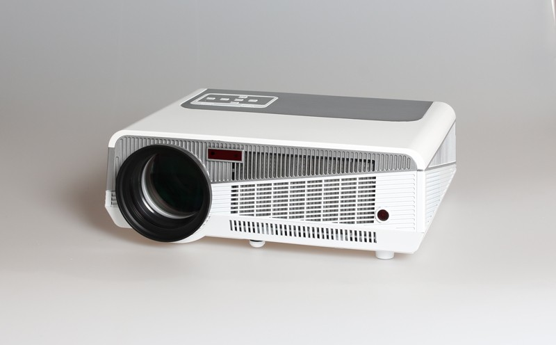 New Android WIFI LED <strong>Projector</strong> With 1280*800 LCD HD Home Theater <strong>Projector</strong>