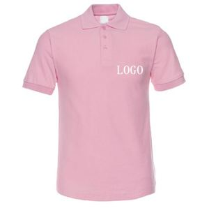 Wholesale Anti-Pilling Mix Color Size 35Polyester 65% Cotton T-Shirts And Polo Shirts