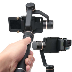 Adapter With Camera GoProo Gimbal Mount Camera Adapter Plate Switch Mount Plate Mobile adapter with Camera