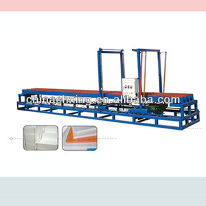 Low price EPS insulated concrete forms foam cutting machine