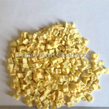 Dehydrated Apple Granules Dry Fruits Botanical Names