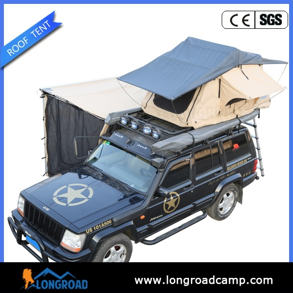 Easy folding Camper 4wd trailer tents