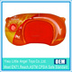 Promotion PVC inflatable beach pillow with cup holder