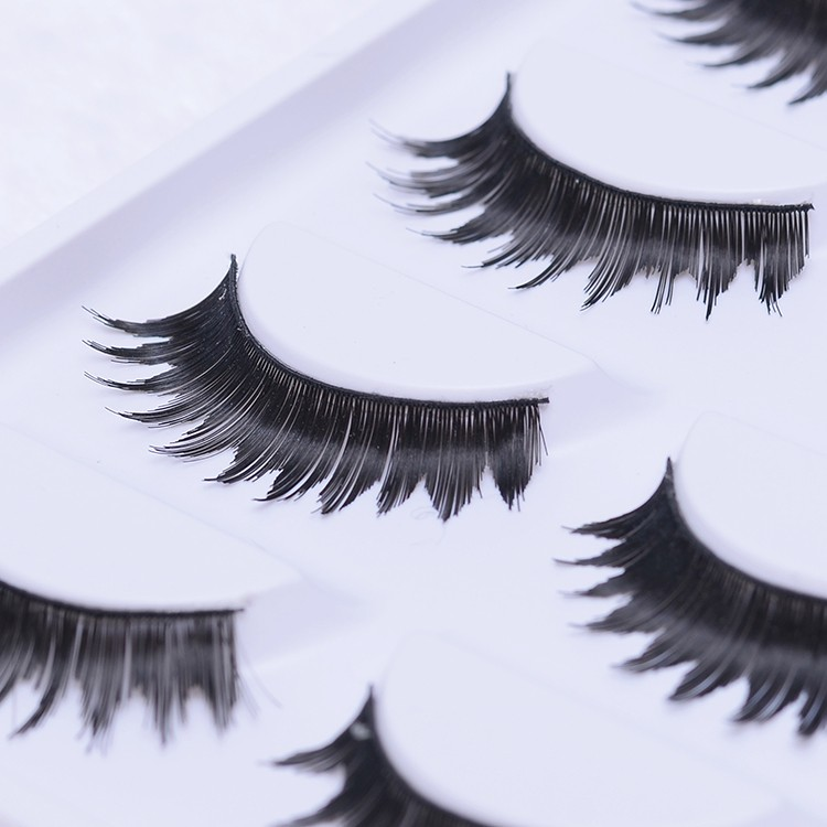 Knowledgeable Mink Eyelashes Cruelty Free Natural Flong Alse Eyelashes Ups Free Shipping 500pairs 3d Mink Lashes Makeup Fake Eyelashes Vendor False Eyelashes Beauty & Health