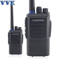 UHF two way radio 5w walkie talkie with micro USB charger
