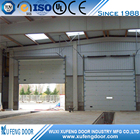 Sale Automatic Rapid Factory Remote Control Industrial Sectional Door