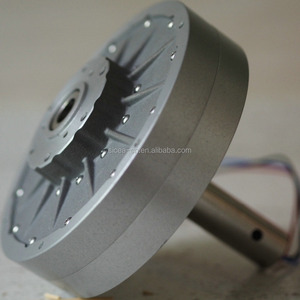 Coreless Dsic Generator 200W 200rpm 14V