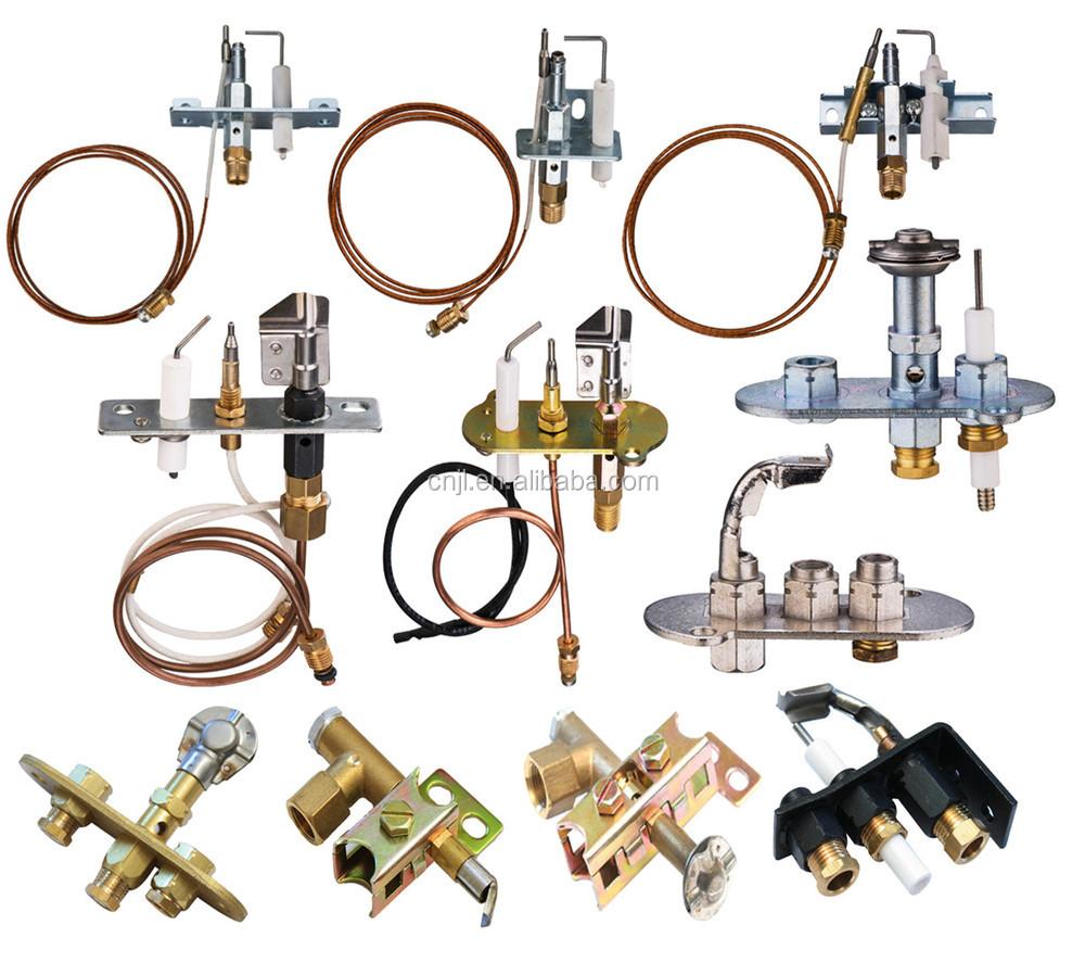 Natural gas quemador piloto asamblea calentador de agua de - Calentador de agua gas natural ...