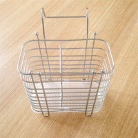 Pull Out Pantry Unit Wire Basket Steel Rack Storage Kitchen
