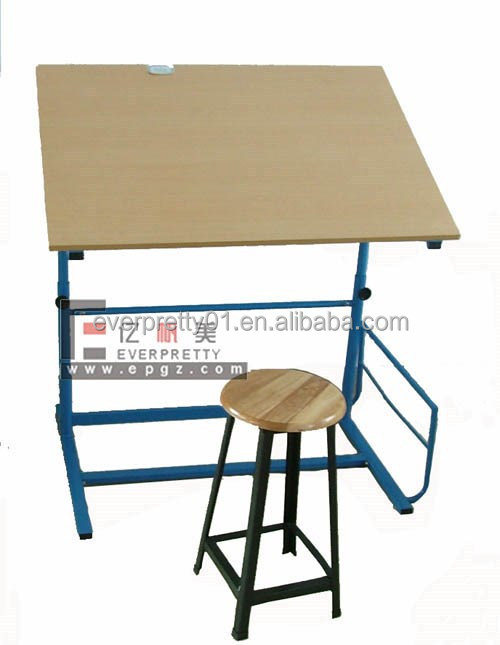 School Furniture Student Use Wood Drafting Table   Buy Wood Drafting Table,Plotting  Table,Drawing Table Product On Alibaba.com