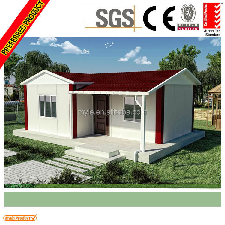 40sq mtr sandwich panel modular house design buy modular - Sandwich panel homes ...