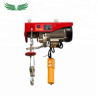 China Manufacturer KCD Type Lifting Cable Mini Electric Hoist With Trolley