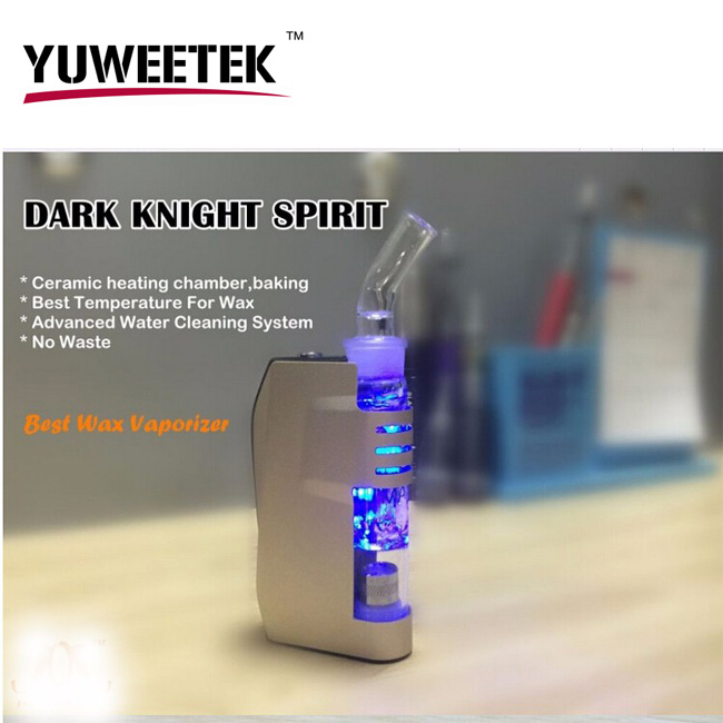 China Original Manufacturer Yuweetek Dry Herb Wax Oil Vaporizer E ...